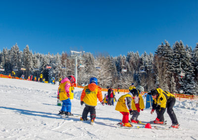 Skiareál Lipno - Foxpark